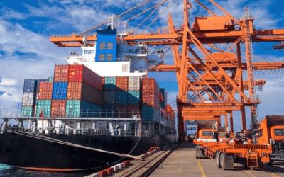 Aktivitas Ekspor-Impor Lesu, Arus Peti Kemas Tanjung Priok Turun 10,4%